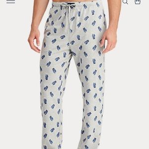 POLO Ralph Lauren Teddy Bear lounge pajama pants M